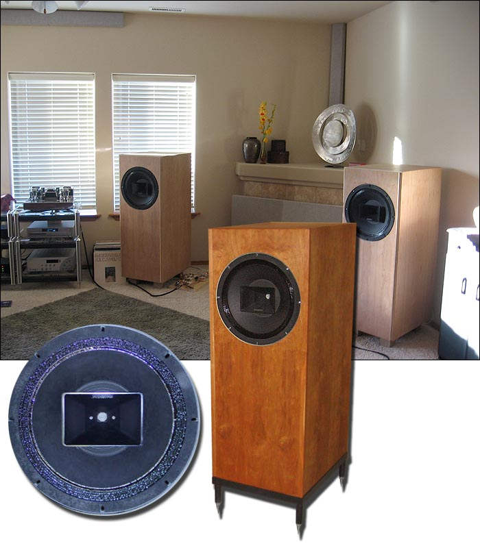 6moons audio reviews: Stephæn's Altec 604 Dream Speaker