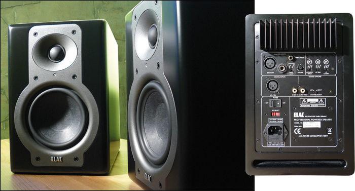 6moons Audio Reviews Elac Am150