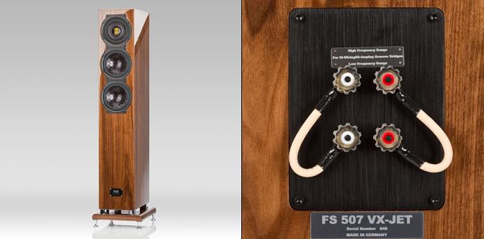 6moons audio reviews: Elac FS 507 VX-JET