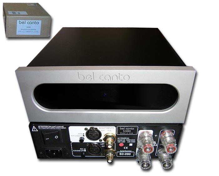 6moons Audio Reviews Bel Canto Design E One S300