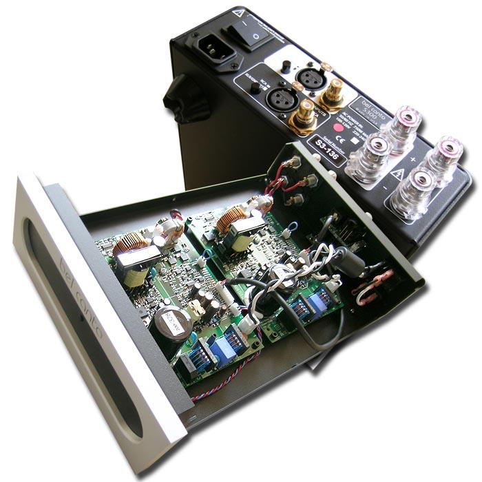 Monacor STA 400D na modułach Hypex - Hi-Fi - Audiostereo pl