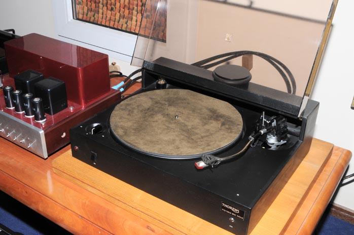 6moons Com Audio Reviews Jean Hiraga Ttm P01 Turntable Mat