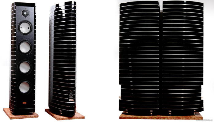 Isophon Berlina RC7 Loudspeaker