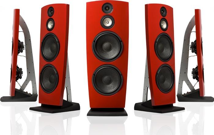 Jamo R907 Loudspeakers