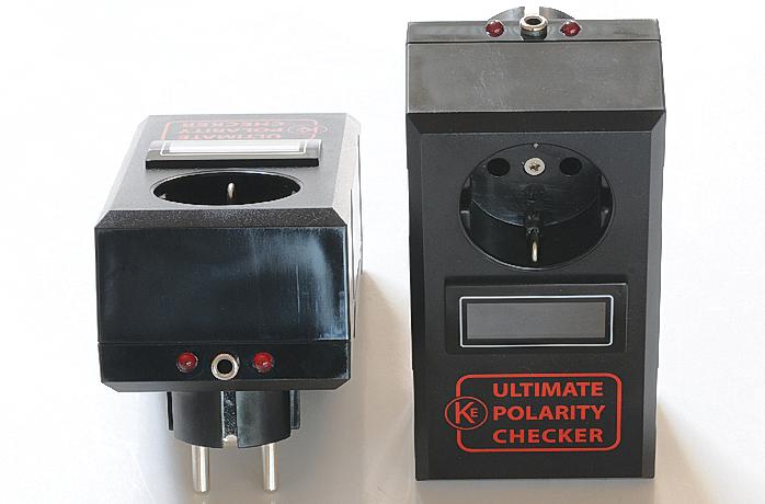 6moons audio reviews: Kemp Elektroniks Ultimate Polarity Checker
