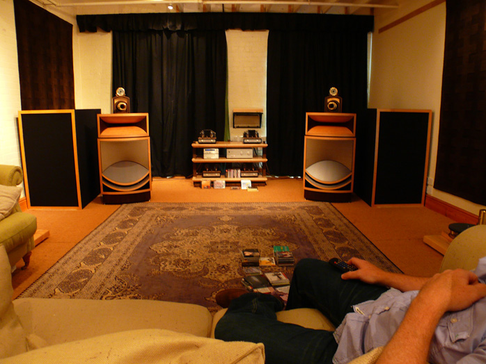 Once Driven Reviews >> 6moons audio reviews: Living Voice OBX-RW