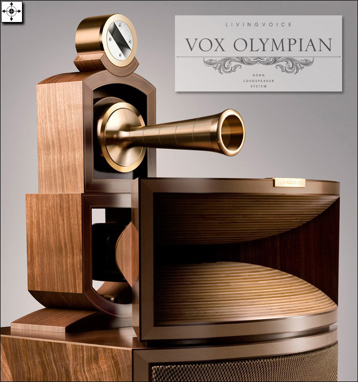 LIVING VOICE VOX OLYMPIAN Hero