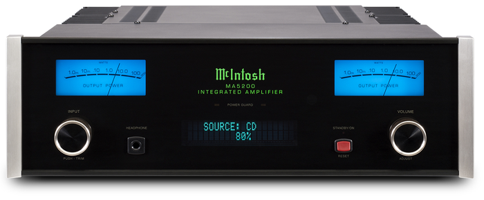 Image result for McIntosh Ma 5200