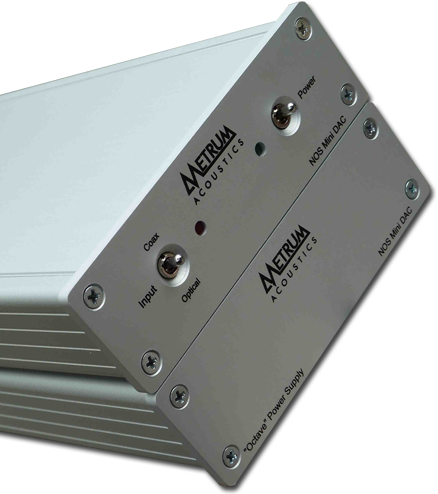 Metrum Acoustics Octave Digital To Analogue Converter From