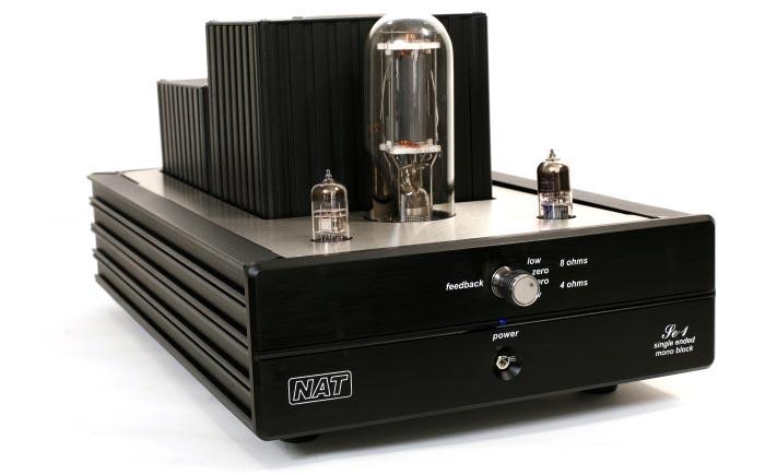 Ламповый усилитель мощности NAT Se1 Mk II.