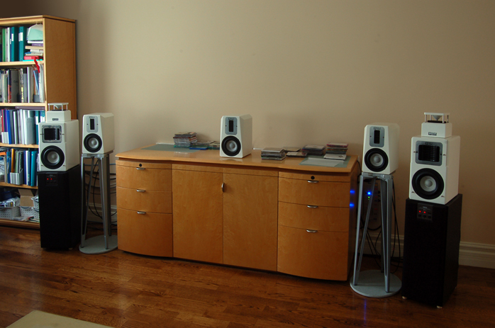 6moons Audio Reviews Polking Fun At Diy Speakers