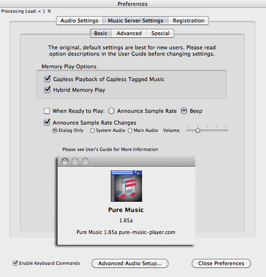 pure music player mac review