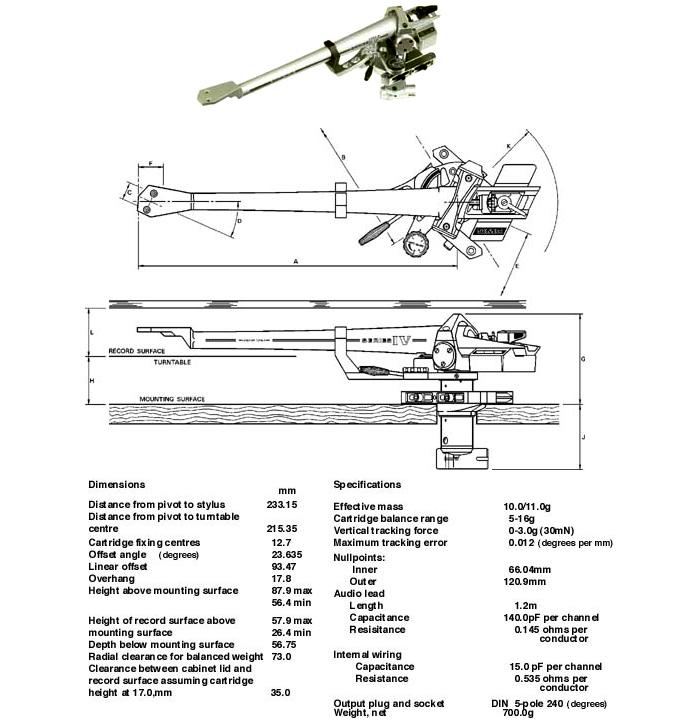 tonearm wiring diagram solidfonts rewiring the decca international tonearm english