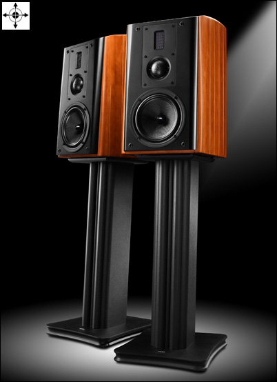 6moons Audio Reviews Swans Speaker Systems M3
