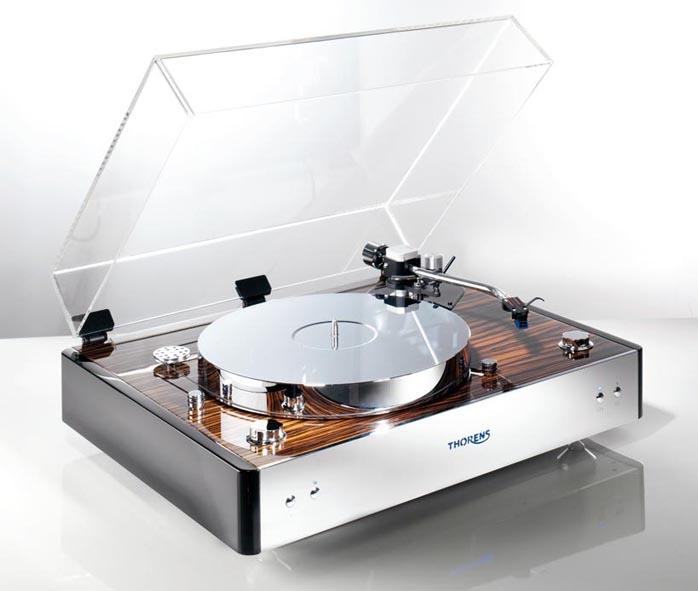 6moons Audio Reviews Thorens Td 550