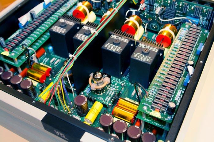 high output impedance