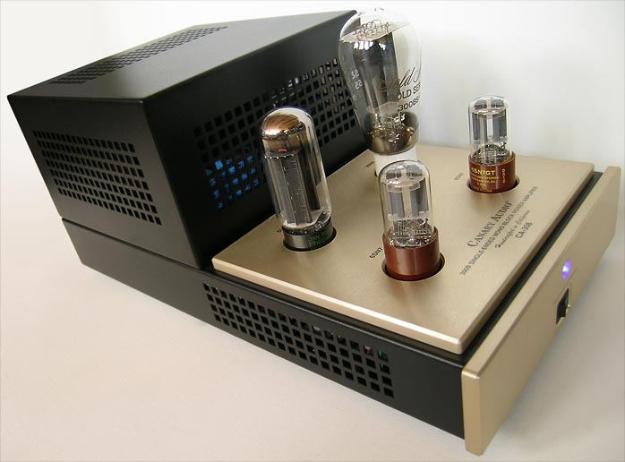 6moons audio reviews: Western Electric 300B