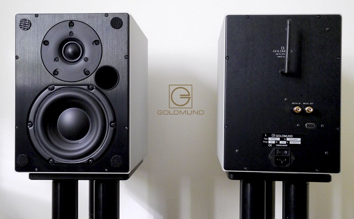 6moons audioreviews: Goldmund Wireless Metis Mk2