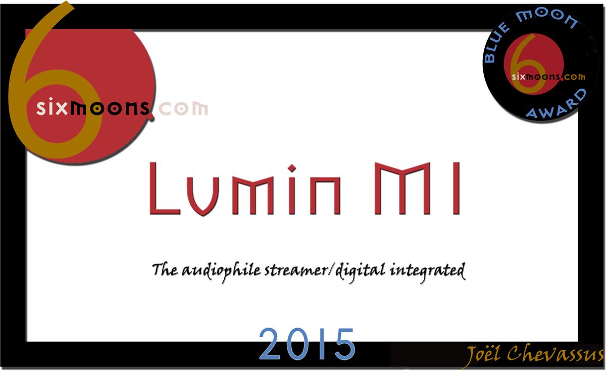 Lumin M1 Blue Moon