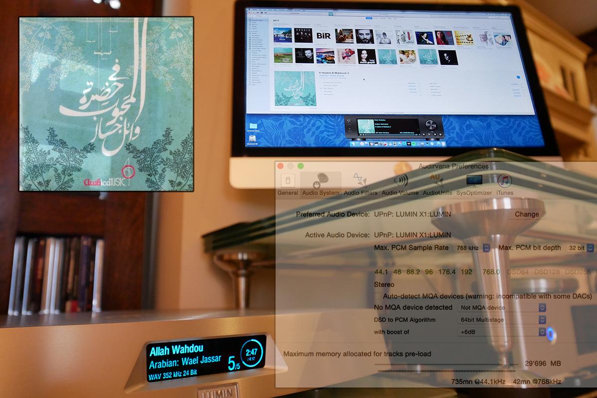 6moons: audioreviews Lumin X1