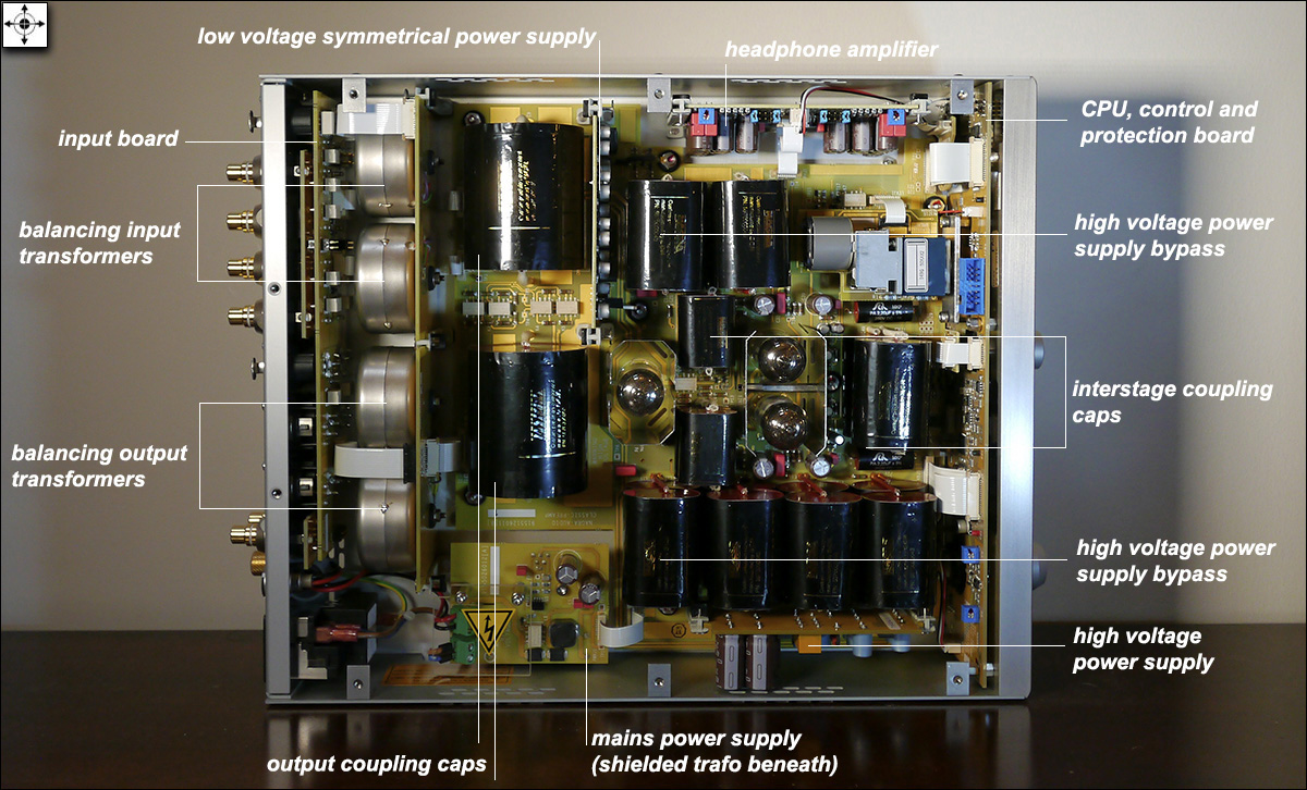 6moons Audioreviews Nagra Classic Preamp Head Phone Amplifier Circuit The Four Layer Gold Plated Glass Epoxy Military Grade Pcb Were Chosen According To Most Rigorous Criteria In Terms Of Tolerances Durability