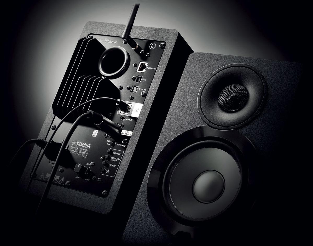 Yamaha A-S2100 y Densen B130+ 1