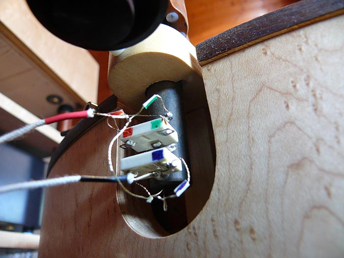 tonearm wiring solidfonts rewiring the decca international tonearm english