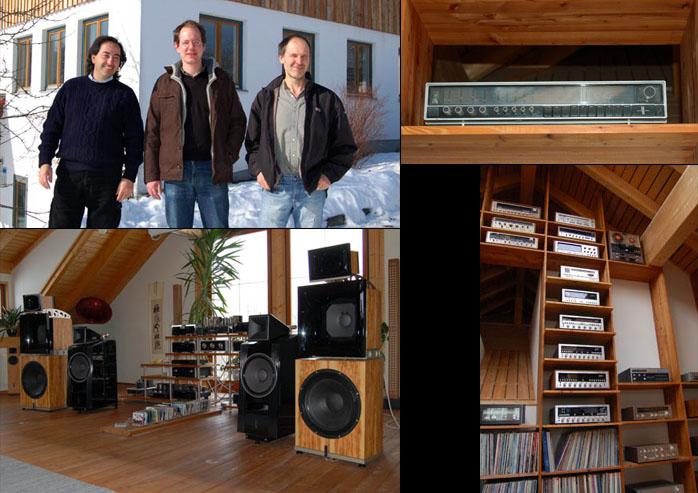 6moons industry features: A Visit to Blumenhofer Acoustics