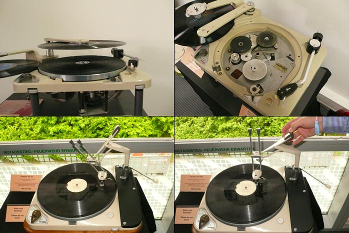 Thorens Turntable Restoration of Rare Thorens Turntables