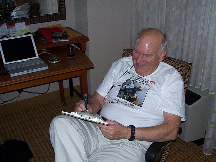 Ken Nordine Does Robert Shure - Twink