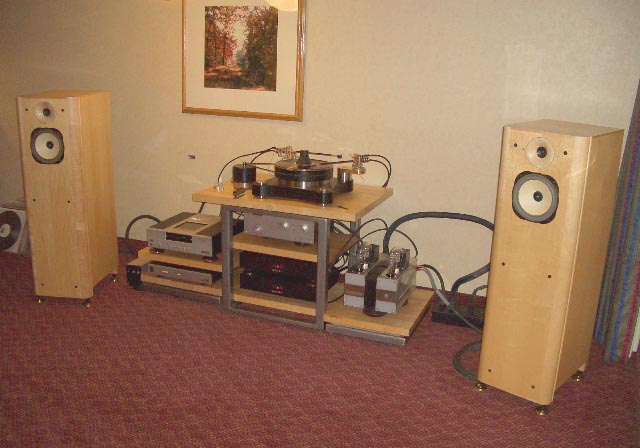 Vintage Audio Setup Vintage Audio Equipment