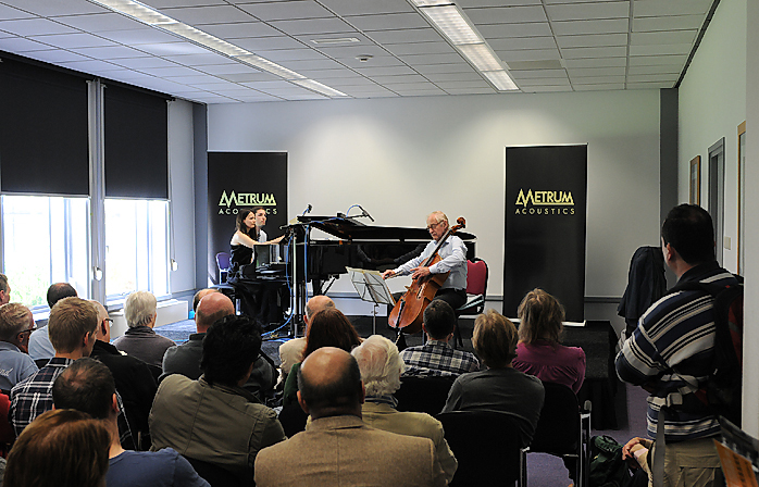 6moons Industry Features X Fi 2012 With Marja Amp Henk