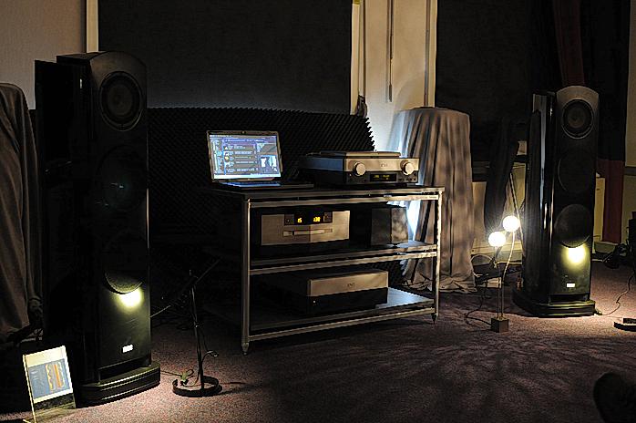 series fed class a power amplifier