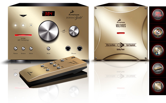 6moons Audio Reviews Antelope Audio Zodiac Gold Voltikus