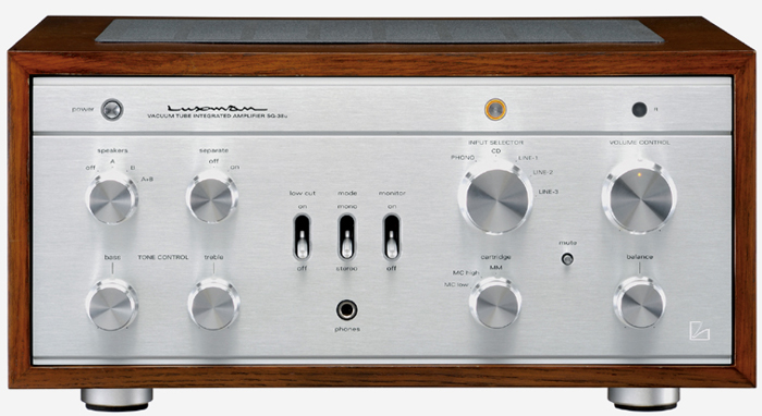 6moons Audio Reviews Luxman Sq 38u