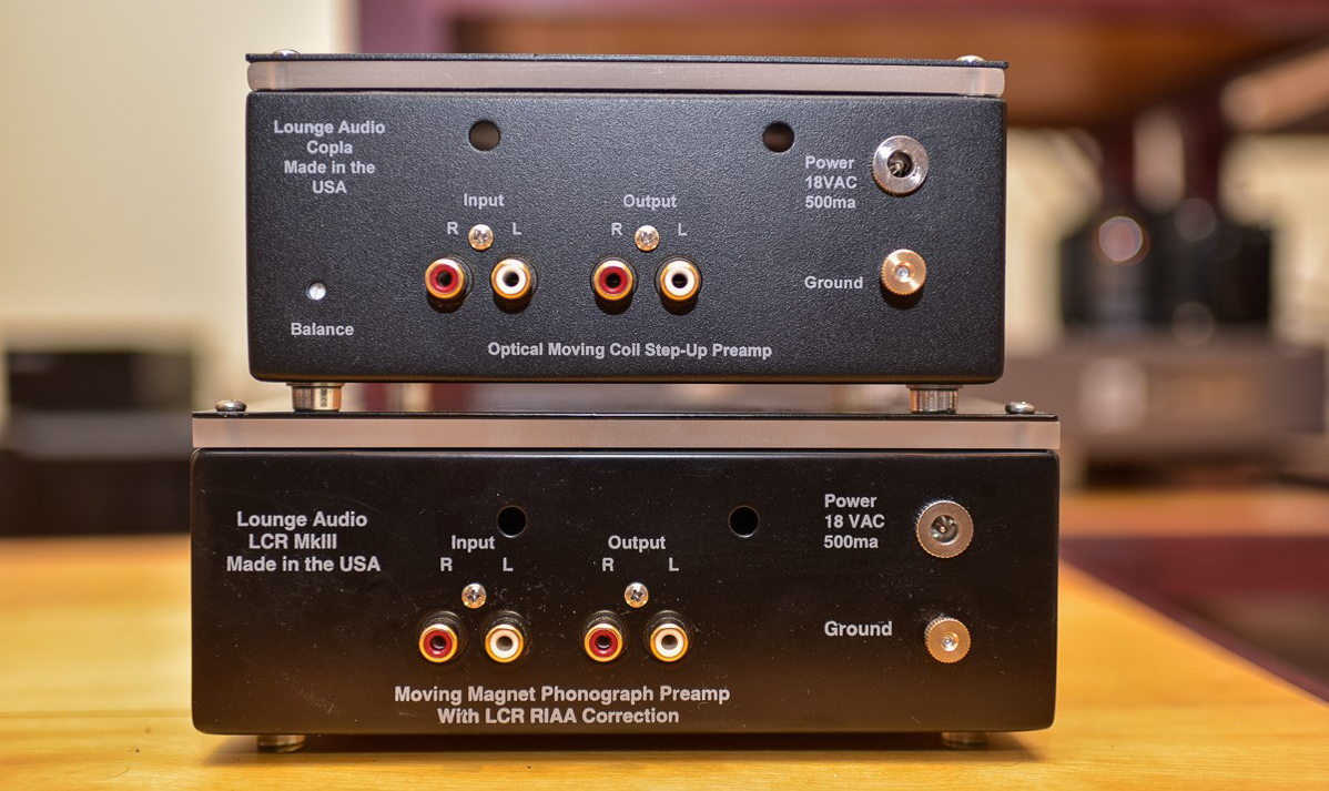 6moons Audioreviews Lounge Audio Lcrmk3 Copla Preamplifier Input From Moving Coil Head Lounges Line Is Very Simple A Few Phono Accessories And Cables As Well The Two Electronics Under Review Preamp For